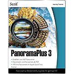 Avanquest Serif PanoramaPlus 3 Avanquest Bildbearbeitungen (PC-Softwares)