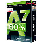 FRANZIS Copy-Suite (Alcohol Virtual DVD+CD 7 & Audio 180% V.4.0) FRANZIS Brennprogramme & Archivierungen (PC-Softwares)