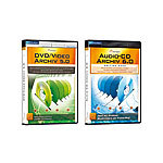 ASTRAGON Audio-CD Archiv 6 & DVD/Video Archiv 5 ASTRAGON Brennprogramme & Archivierungen (PC-Softwares)