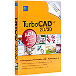 IMSI TurboCAD V.18 2D/3D mit STL-Schnittstelle (3D Drucker-Format) IMSI CAD-Softwares (PC-Softwares)