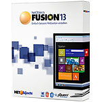 NetObjects Fusion 13 Webdesign (PC-Software)