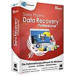 Stellar Phoenix Data Recovery 7 Professional Festplatten-Optimierungen & -Sicherungen (PC-Software)