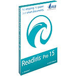 Readiris Pro 15 - OCR-Software OCR-Software (PC-Software)