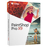 Corel PaintShop Pro X9 Corel Bildbearbeitungen (PC-Softwares)