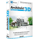 Avanquest Architekt 3D v20 Professional inkl. Gartenplaner & E-Books Avanquest CAD-Softwares (PC-Softwares)