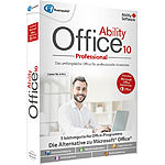 Avanquest Ability Office 10 Professional - Lizenz für 3 PCs Avanquest Office-Pakete (PC-Software)