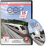 EEP Eisenbahn-PC-Simulator, EEP Expert 15 Platinum (in DVD-Box) EEP