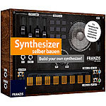 FRANZIS Synthesizer selber bauen: build your own synthesizer! FRANZIS Technik- & Elektrobaukästen