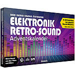 FRANZIS Adventskalender Elektronik Retro-Sound 2020 FRANZIS Synthesizer-Bausatz-Adventskalender