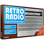FRANZIS Adventskalender Retro-Radio 2020 FRANZIS Adventskalender Retro-Radios