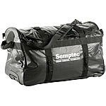 Semptec Urban Survival Technology 2in1-Trolley-Reisetasche aus reißfester Lkw-Plane, 100 l Semptec Urban Survival Technology
