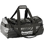 Semptec Urban Survival Technology 2in1-Rucksack-Reisetasche aus reißfester Lkw-Plane, 65 l Semptec Urban Survival Technology