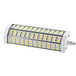 Luminea LED-SMD-Lampe mit 72 High-Power-LEDs R7S 189mm, warmweiß Luminea LED-SMD-Lampen R7S (warmweiß)