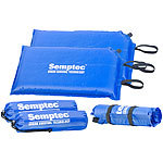 Semptec Urban Survival Technology 2er-Set selbstaufblasende Outdoor-Thermo-Sitzkissen, 24 x 1 x 42 cm Semptec Urban Survival Technology Selbstaufblasende Outdoor-Sitzkissen