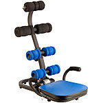 PEARL sports Heimtrainer HT-100 für Ihr komplettes Workout PEARL sports Bauch-, Beine-, Po-Multitrainer