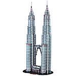 Playtastic 3D-Puzzle Petronas Towers Playtastic