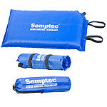 Semptec Urban Survival Technology Selbstaufblasendes Outdoor-Thermo-Sitzkissen, 24 x 1 x 42 cm Semptec Urban Survival Technology Selbstaufblasende Outdoor-Sitzkissen