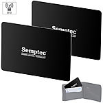 Semptec Urban Survival Technology RFID- & NFC-Blocker-Karte im Scheckkarten-Format Semptec Urban Survival Technology