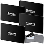 Semptec Urban Survival Technology 4er-Set RFID- & NFC-Blocker-Karte im Scheckkarten-Format Semptec Urban Survival Technology RFID-Blocker-Karten