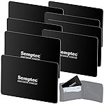Semptec Urban Survival Technology 4er-Set RFID- & NFC-Blocker-Karten im Scheckkarten-Format Semptec Urban Survival Technology RFID-Blocker-Karten