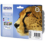 Epson Original DuraBrite Ultra Ink 4 Color Multipack T071540 Epson Original-Epson-Druckerpatronen