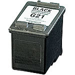 Recycled Cartridge für HP (ersetzt C9351AE No.21), black HC 18ml recycled / rebuilt by iColor