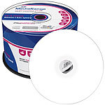MediaRange CD-R 700MB 52x printable, 50er-Spindel MediaRange CD-Rohlinge