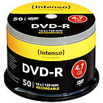 Intenso DVD-R 4.7GB 16x, 50er-Spindel Intenso DVD-Rohlinge