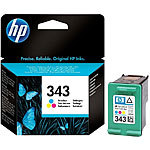 hp Original Tintenpatrone C8766EE (No.343), color hp Original HP-Tintenpatronen