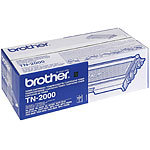 Brother Original Tonerkartusche TN2000 Brother Original-Toner-Cartridges für Brother-Laserdrucker
