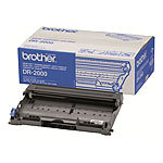 Brother Original Trommeleinheit DR2000 Brother Trommeleinheiten für Brother-Laserdrucker
