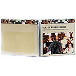 PEARL CD Jewel Boxen im 10er-Set, schwarzes Tray PEARL CD-Jewel-Case