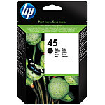 hp Original Tintenpatrone 51645AE (No.45), black HC hp