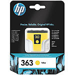 hp Original Tintenpatrone C8773EE (No.363), yellow hp Original HP-Tintenpatronen