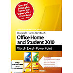 FRANZIS Das große Franzis-Handbuch Office Home and Student 2010 FRANZIS Buch: MS Office (PC-Software)