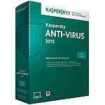 Kaspersky Anti-Virus 2015 (inkl. Update auf 2016) Kaspersky Antivirus (PC-Software)