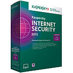 Kaspersky Internet Security 2015 1 PC Upgrade (inkl. Update auf 2016) Kaspersky Internet & PC-Security (PC-Softwares)