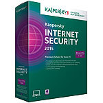Kaspersky Internet Security 2015 3 PCs (inkl. Update auf 2016) Kaspersky Internet & PC-Security (PC-Softwares)