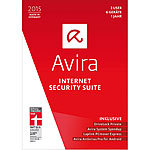 Avira Internet Security Suite 2015 - 2 User, 6 Geräte (inkl. Upgrade 2018) Avira Internet & PC-Security (PC-Softwares)