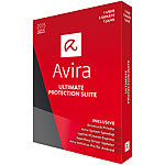 Avira Ultimate Protection Suite 2015 - 1 User, 3 Geräte (inkl. Upgrade) Avira Internet & PC-Security (PC-Softwares)