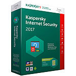 Kaspersky Internet Security 2017 1 PC/Mac + Internet Security Android Kaspersky
