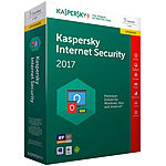 Kaspersky Internet Security 2017 Upgrade - 3 Lizenzen (PC / Mac) Kaspersky