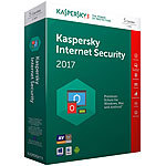 Kaspersky Internet Security 2017 mit 5 Lizenzen (PC / Mac) Kaspersky Internet & PC-Security (PC-Softwares)