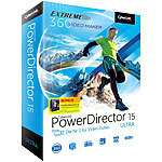 Cyberlink PowerDirector 15 Ultra Cyberlink Videobearbeitung (PC-Softwares)