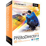 Cyberlink PhotoDirector 8 Ultra Cyberlink Bildbearbeitungen (PC-Softwares)