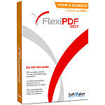 SoftMaker FlexiPDF 2017 Home & Business - Lizenz für 3 PCs SoftMaker PDF-Generatoren (PC-Software)