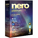 Nero Platinum 2018 Nero Brennprogramme & Archivierungen (PC-Softwares)
