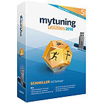mytuning utilities 2018 - 5 Geräte - Special Edition inkl. USB-Stick Systemoptimierungen (PC-Software)
