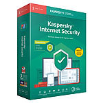 Kaspersky Internet Security 2019 für PC/Mac + Android-Security (Key-Karte) Kaspersky