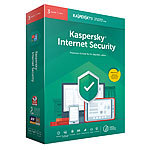 Kaspersky Internet Security 2019 - 3 Lizenzen für PCs/Macs Kaspersky Internet & PC-Security (PC-Softwares)